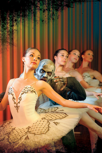 Zombie Ballet, Wilmington DE, 2010.