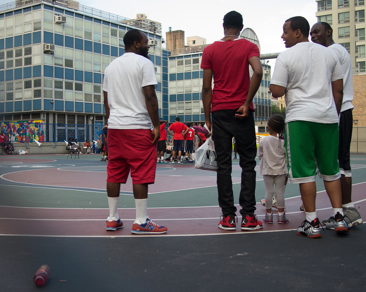 Harlem, Lexington Avenue