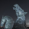 Giant 100ft Kelpies, Scotland 2
