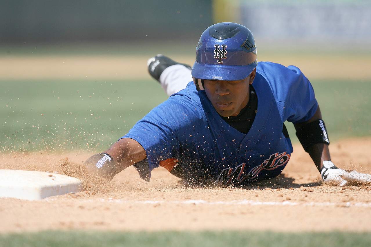 M.Chaves Mets Baseball MLB