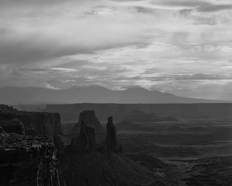 Storm Over Canyonlands National Park, Utah