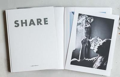 Share book