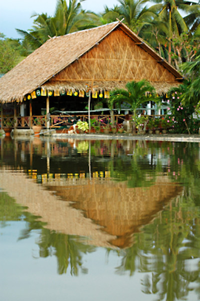 Restaurant on the Canal<br /> Amphawa, Samut Songkhram