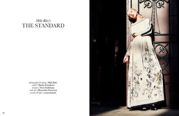 Prolific Quarterly magazine, USA