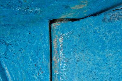 Blue Study 1663