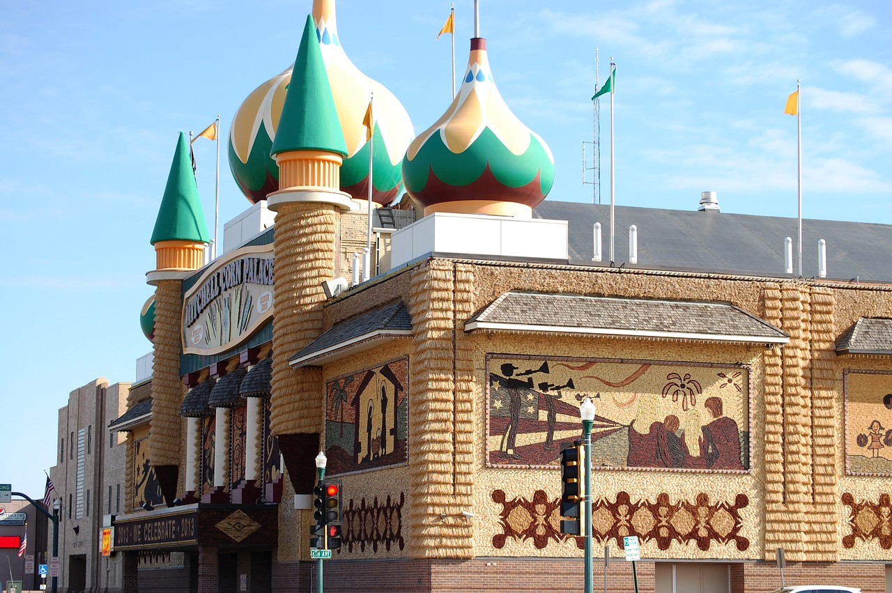 Corn Palace - Mitchell, South Dakota