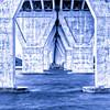 Bridge Blue 3893