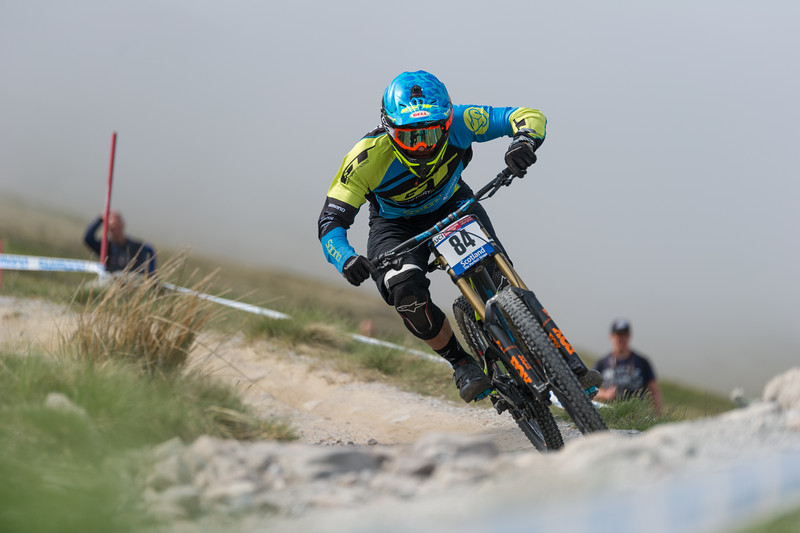 UCI Dowhill World Cup Copyright 2016 Dan Wyre Photography, all rights reserved This Image can be Purchased from www.danwyrephotography.co.uk