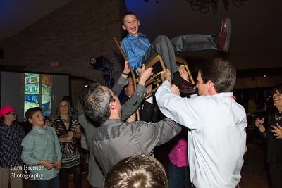 Bradley's Bar Mitzvah ©Lara Bierner Photography