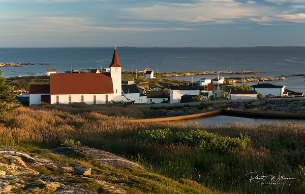 St. Stephen's Church, Greenspond Island