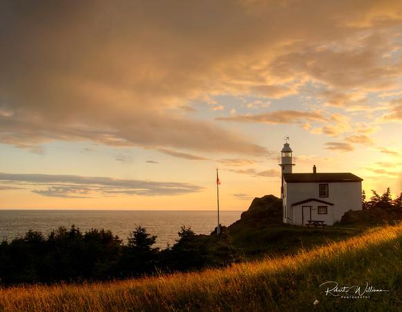 Lobster Cove Head Lighthouse