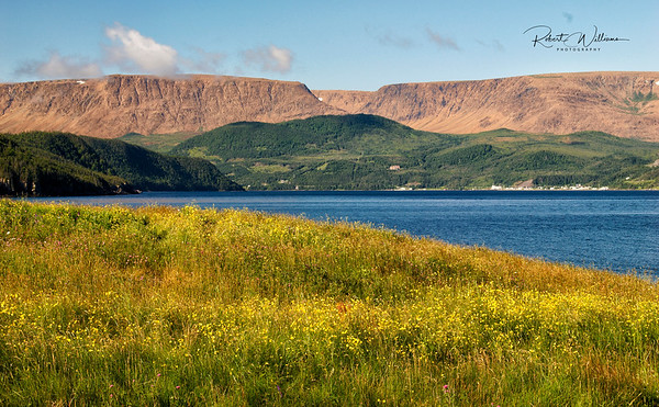 The Tablelands from Norris Point