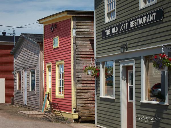 Woody Point Main Street