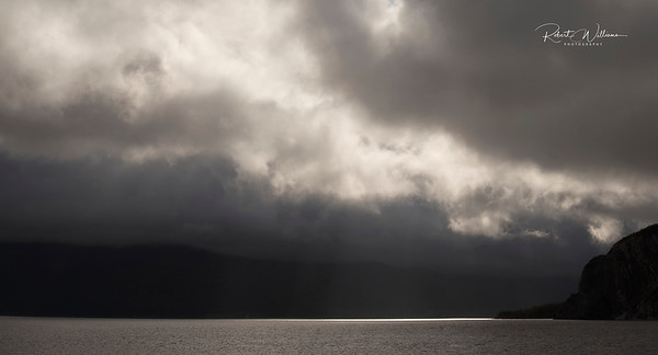 Clearing Storm on Bonne Bay