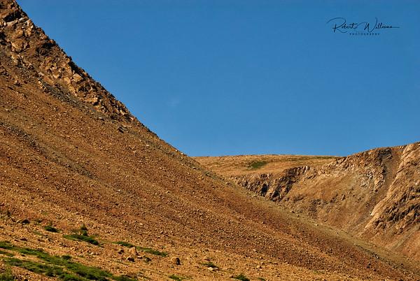 Rocky Slopes of the Tablelands