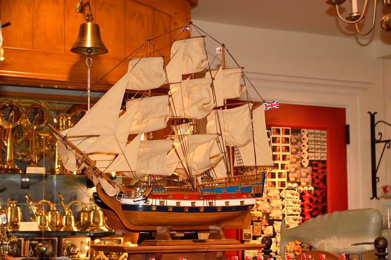 Boston Tea Party Ships & Museum Gift Shop -- 06 DEC 2012.