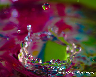 Colored Drop