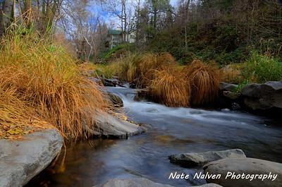 Oak Calyon rapids