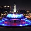 Grand Park at Night