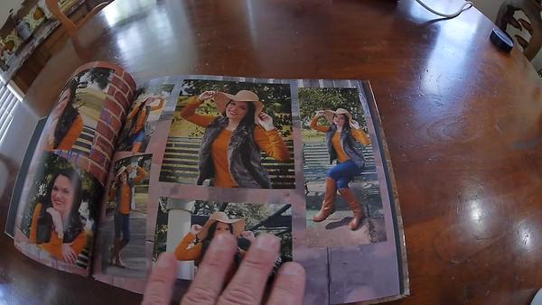 Sample of Album book
