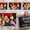 Rustic vintage chalkboard photo booth template wedding