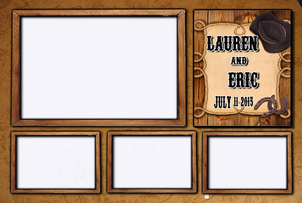 Rustic, Vintage Western Cowboy Wedding Photo Booth Templates Free Rustic Retro Vintage Photo Booth Rental Templates For Wedding And Corporate Events