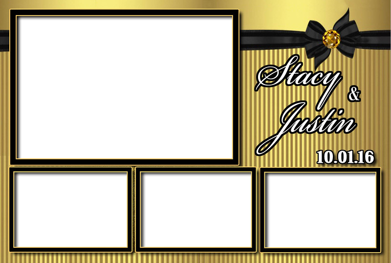 Fancy Gold Free Wedding Photo Booth Template Ideas. Free Rustic Retro Vintage Photo Booth Rental Templates For Wedding And Corporate Events