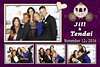 purple-heart-cinderella-wedding-photo-booth-template