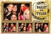 Kansas City wedding & event photo booth template. http://thelookingglassphotobooths.com/ Free Rustic Retro Vintage Photo Booth Rental Templates For Wedding And Corporate Events