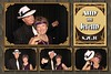 Art Deco Wedding Photo Booth Templates