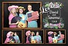 Free rustic wedding chalkboard photo booth template ideas. Free Ideas To Design Your Own Photo Booth Template. https://thelookingglassphotobooths.com/