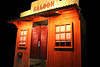The Looking Glass Photo Booths At Night