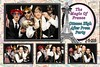 Free Wedding Photo Booth Template Ideas. Free Rustic Retro Vintage Photo Booth Rental Templates For Wedding And Corporate Events