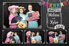 Rustic, Vintage Wedding Photo Booth Chalkboard Template. http://thelookingglassphotobooths.com/ Free Rustic Retro Vintage Photo Booth Rental Templates For Wedding And Corporate Events