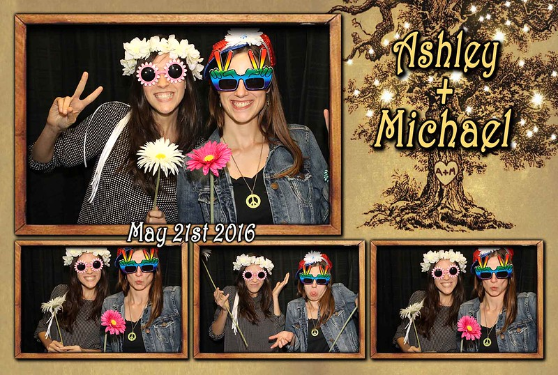 Rustic, Vintage Wedding Photo Booth Template. http://thelookingglassphotobooths.com/