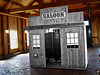 Our Rustic Western Saloon Photo Booth.