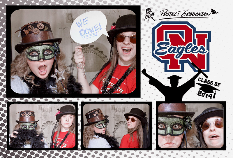 Kansas City wedding & event photo booth template.