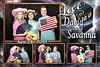 Free rustic wedding Tardis Doctor Who photo booth template ideas