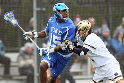Notre Dame vs. Duke (Men's D-1 LAX)