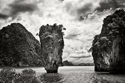 James Bond Island,  Phukhet Thailand