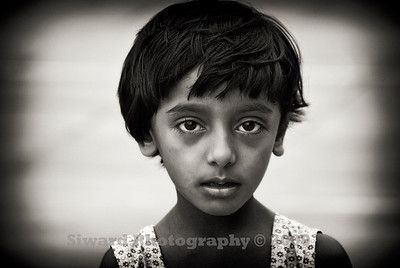 Boy in the Delhi market