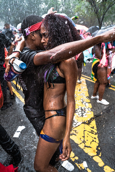 West Indian Day Parade, Crown Heights, Brooklyn, New York