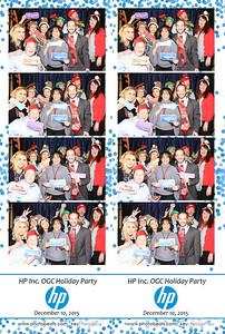 2015 HP Inc. OGC Holiday Party - www.photobeats.com