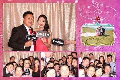 Photo Booth Designs: 4x6 Photos