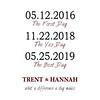 2019 Trent canvas
