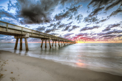 Deerfield fishing pier 8318