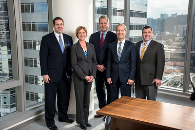 Executive Group Portrait
