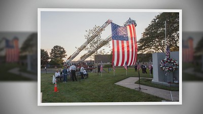 9-11 20 Year Memorial Spotswood-Helmetta
