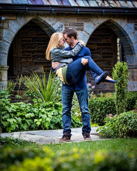 Danny & Danielle Engagement October 2014