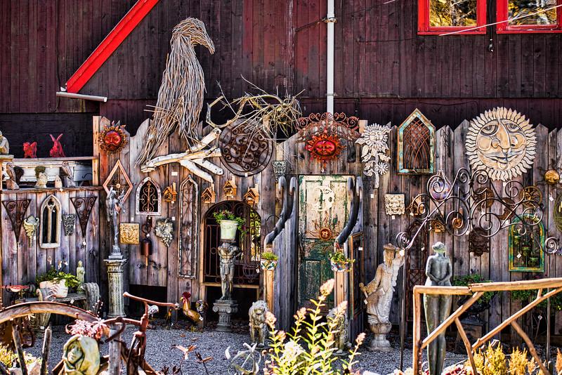 Ravenwood Sculptures